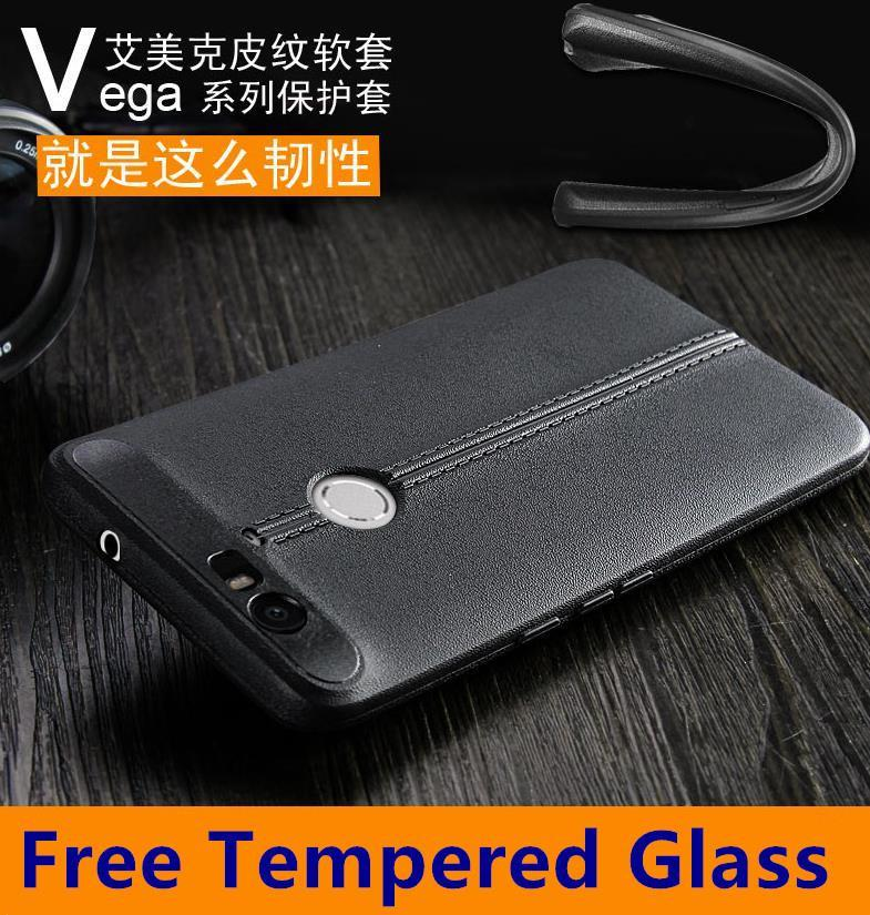 check out 73420 a4a9d Imak Huawei Nexus 6P Silicone Case Cover Casing +Free Tempered Glass