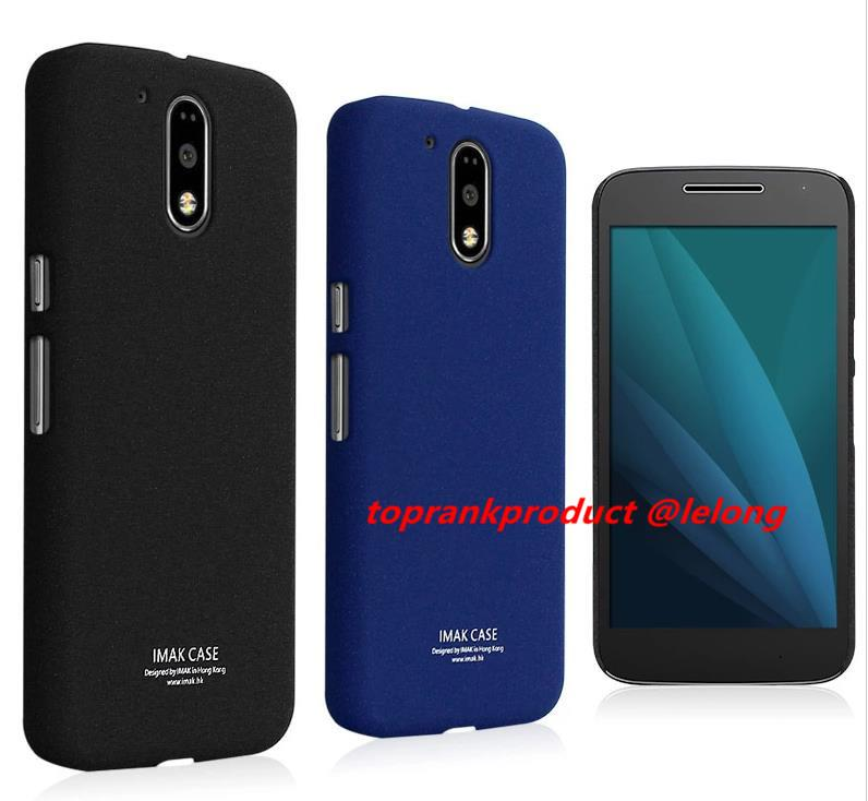 finest selection 4a875 f4aa3 Imak Motorola Moto G4 / Plus 5.5' Matte Hard Back Case Cover Casing