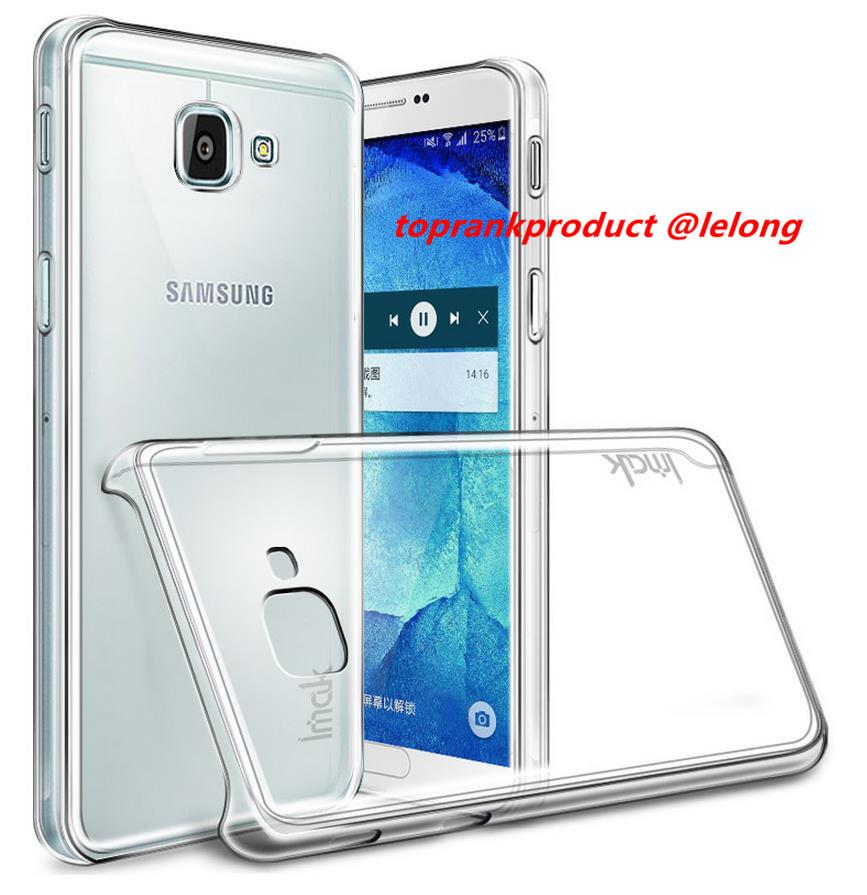 Imak Samsung Galaxy A5 A7 2017 Crystal Clear Hard Case Cover Casing