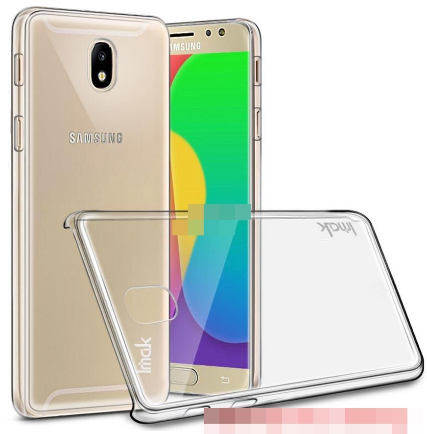 sale retailer b66e7 32acd Imak Samsung Galaxy J5 J7 Pro 2017 Crystal Hard Back Case Cover Casing