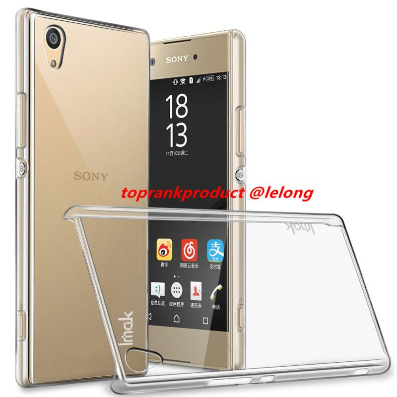 best website aaf2a 7980d Imak Sony Xperia XA1 / Ultra Crystal Hard Back Case Cover Casing