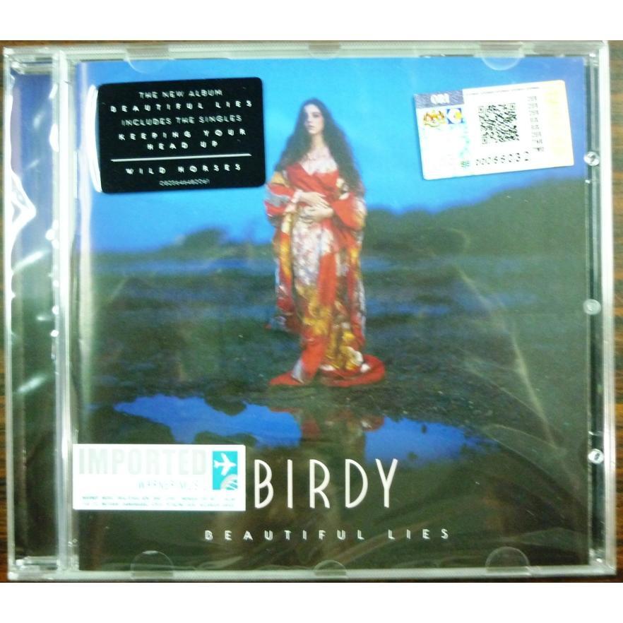 IMPORTED CD BIRDY Beautiful Lies Music CD