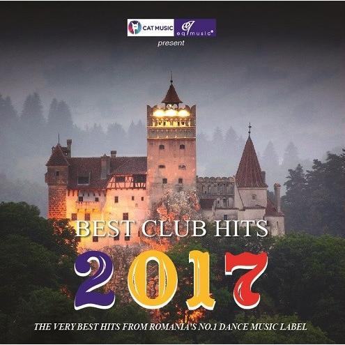 Imported CD Best Club Hits 2017 2CD (Romania 's No 1 dance music
