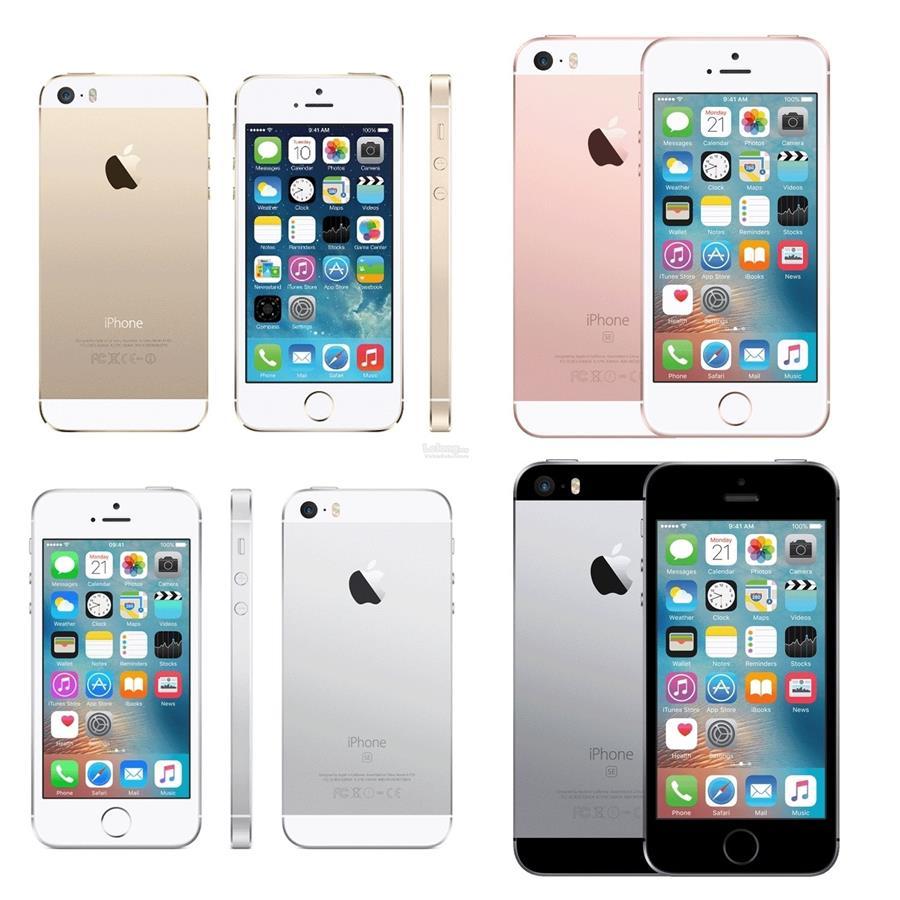 (IMPORTED) Original Apple iPhone SE (end 3/18/2020 2:15 PM)