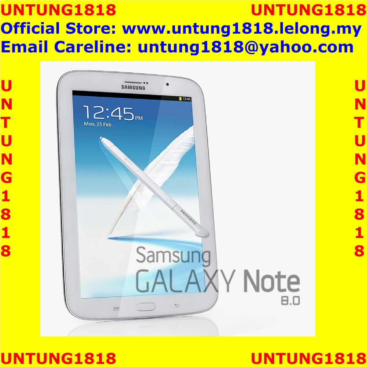 IMPORTED ORIGINAL Samsung Galaxy Note 8 0 Note8 0 N5100