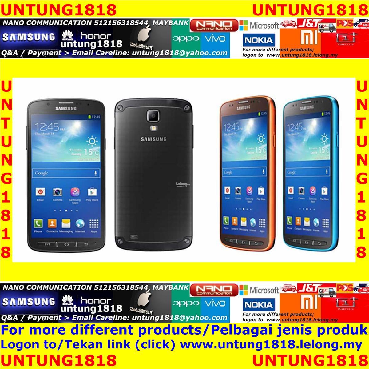 IMPORTED ORIGINAL_Samsung I9295 Galaxy S4 Active