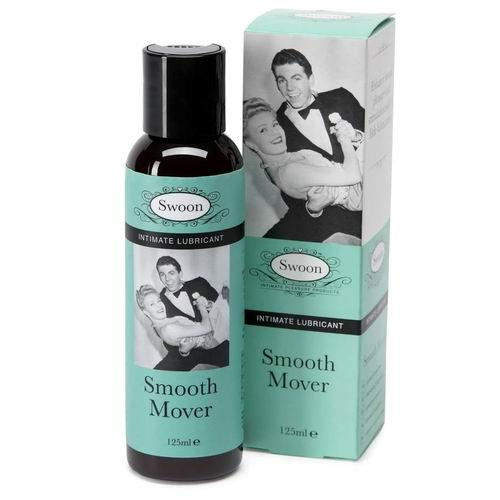 Imported From UK- Swoon Smooth Mover Water Based Lubricant 125ml