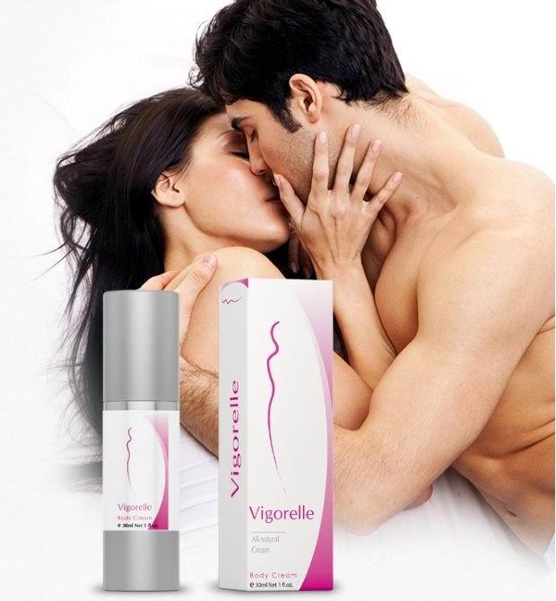 Imported USA- Vigorelle Women Cream Enhancement Natural Libido Booster