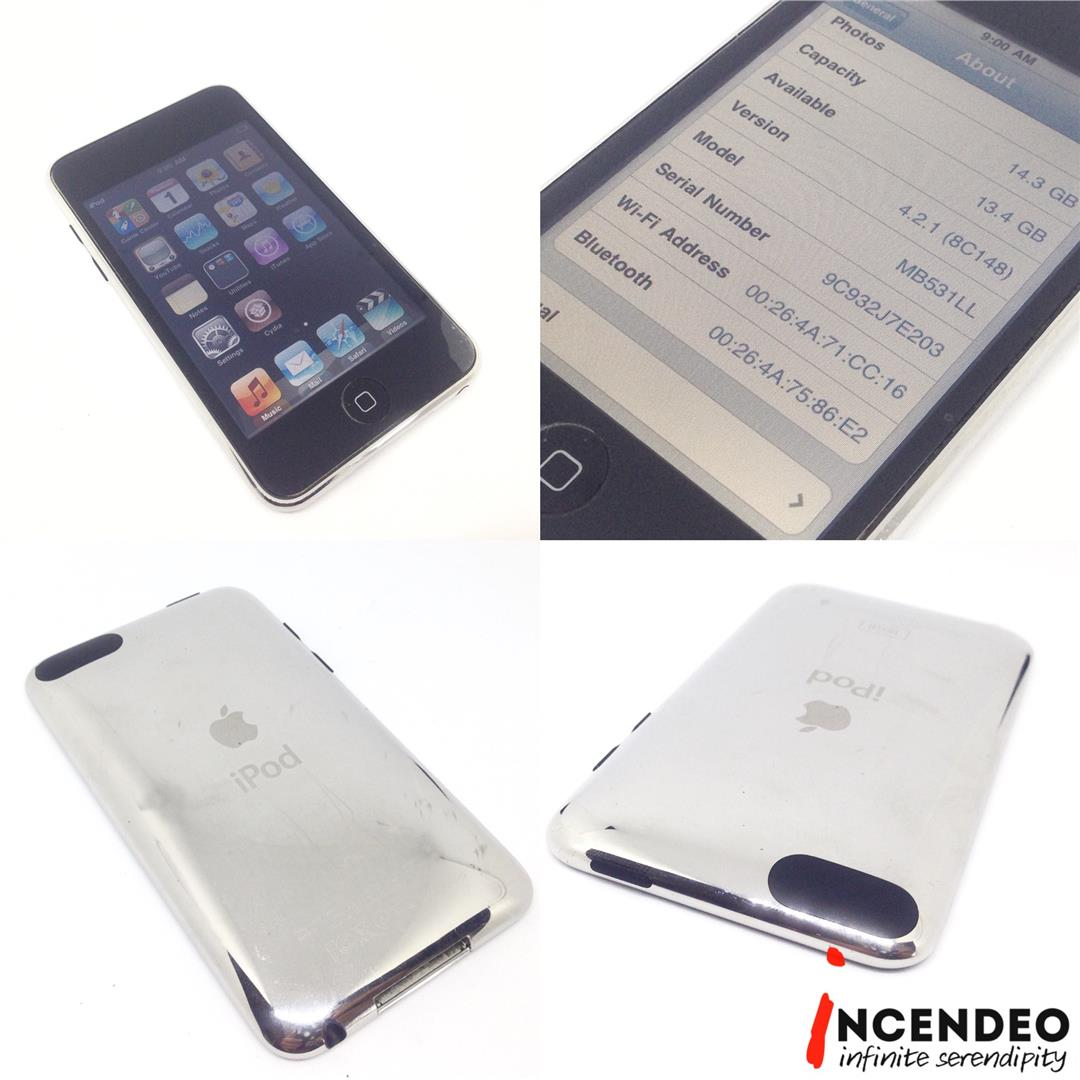 Incendeo Apple Ipod Touch 2nd G End 372019 853 Pm