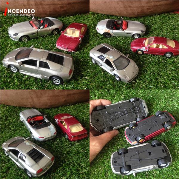 **incendeo** - Assorted Diecast Sport Cars