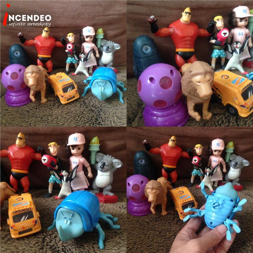 **incendeo** - Assorted McDonalds Happy Meal Toys #23