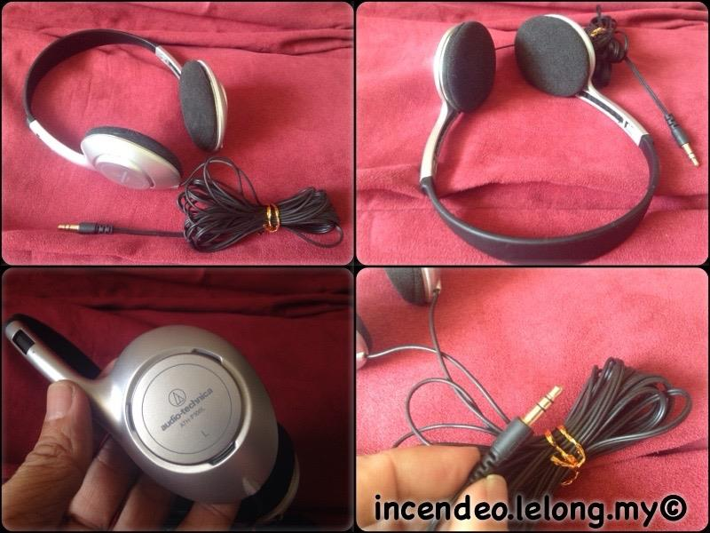 **incendeo** - audio-technica Open Back Dynamic Headphones ATH-P100L