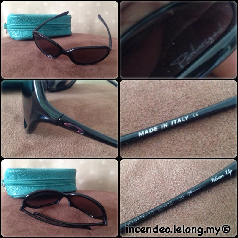 **incendeo** - Authentic 0AKLEY Warm Up Sunglass