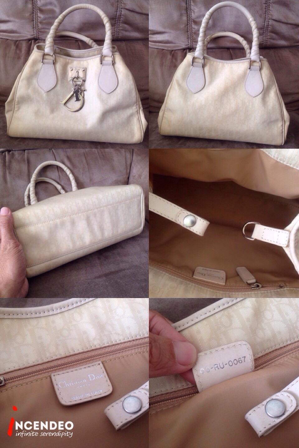 **incendeo** - Authentic CHR1ST1AN D1OR Paris Handbag for Ladies