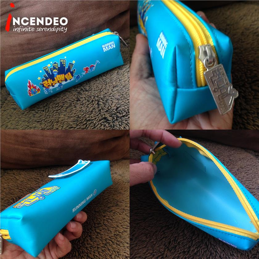 **incendeo** - Authentic Korea Running Man Collectible Pencil Case