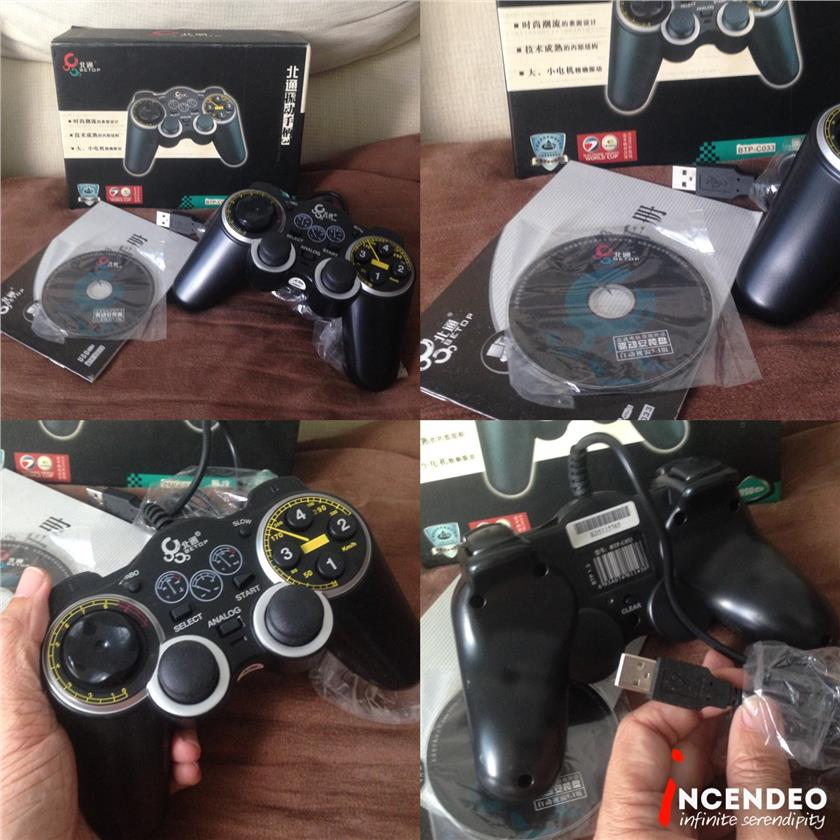 **incendeo** - BETOP USB PC Game Controller