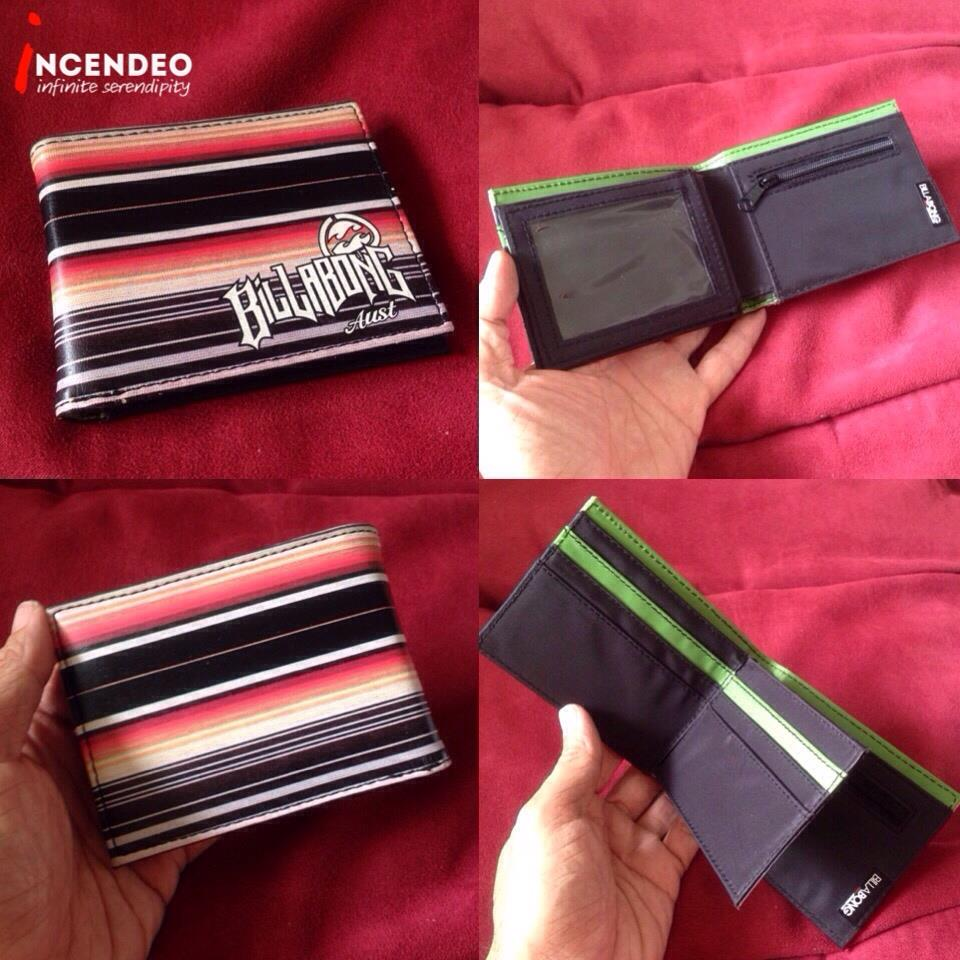 **incendeo** - BILLABONG Aust Tri-fold Wallet