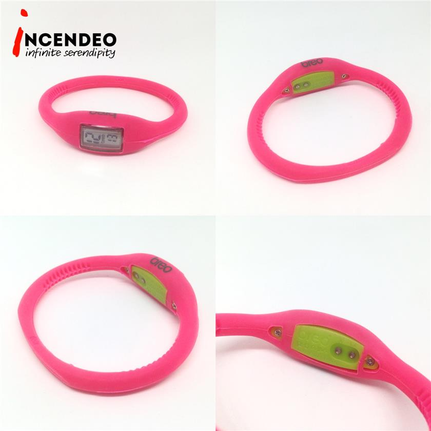 **incendeo** - breo Roam Color Wristband Watch