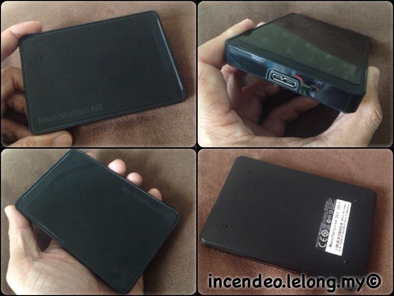 Portable Drives - MiniStation