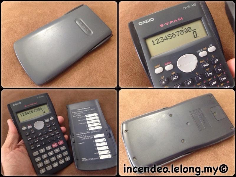 Casio fx-85MS Manuals