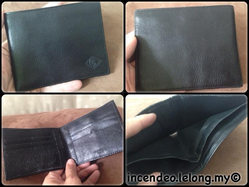 **incendeo** - CERRUTI 1881 Black Leather Wallet from MAS