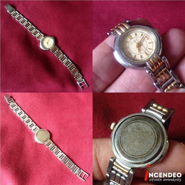 **incendeo** - CHAGAL Stainless Steel Quartz Watch for Ladies