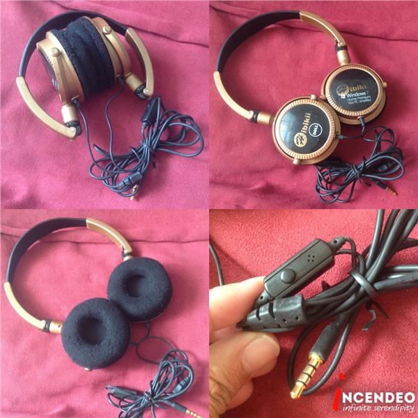 **incendeo** - DELL Hibikii Foldable Stereo Headset