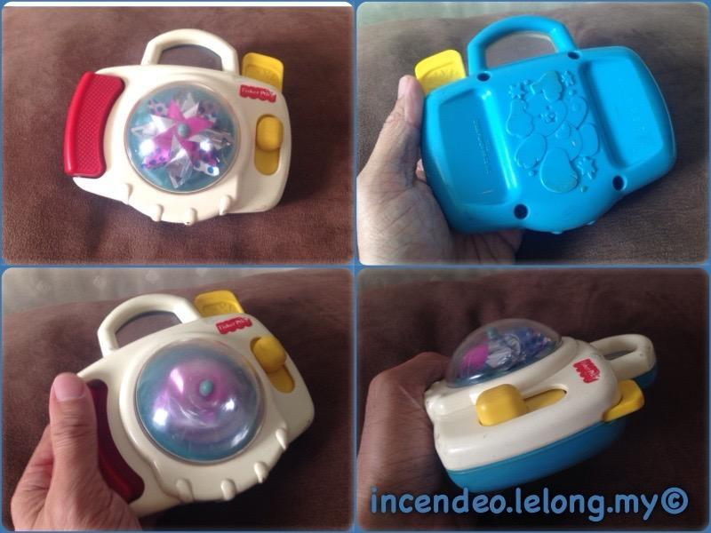 **incendeo** - FISHER-PRICE Camera for Toddlers