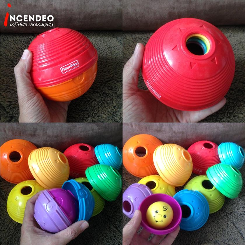 **incendeo** - Fisher-Price Colour Layers Ball Toy