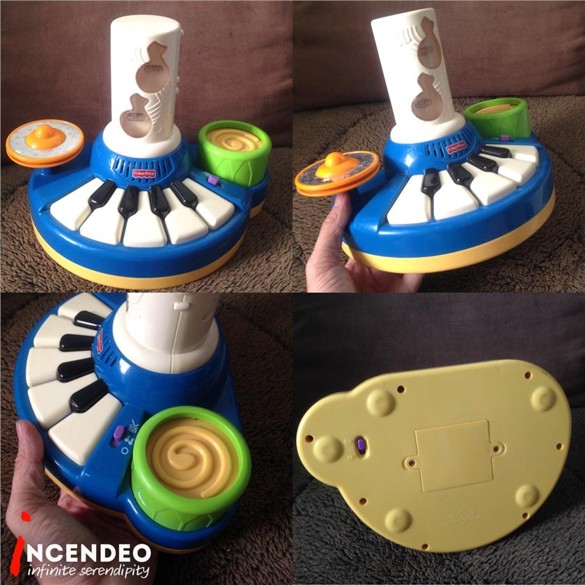 **incendeo** - Fisher-Price Music Instruments Toy for Toddlers