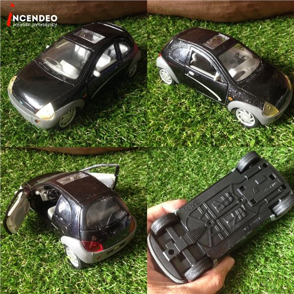 **incendeo** - FORD Ka Diecast Car