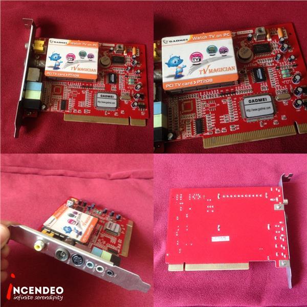 GADMEI PCI TV CARD WINDOWS 7 64 DRIVER