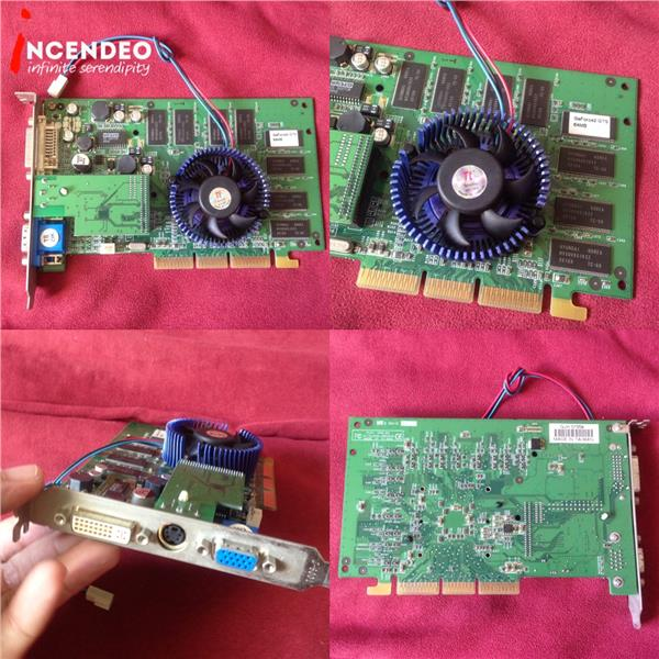 **incendeo** - GeForce 2 GTS 64MB AGP Display Card