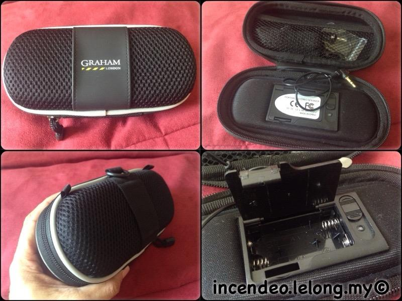 **incendeo** - GRAHAM London Portable Active Speaker