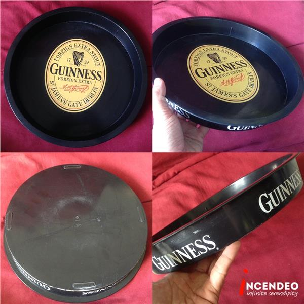 **incendeo** - GUINNESS Collectible Plastic Tray