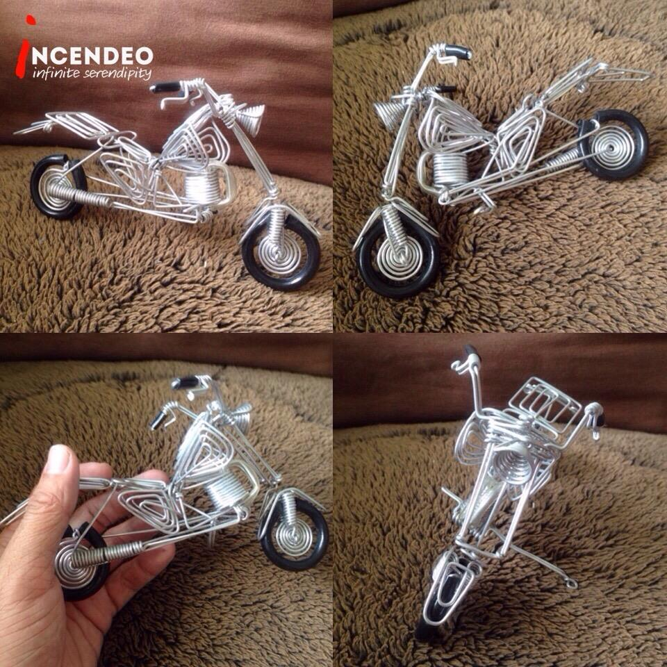 **incendeo** - Handcrafted Aluminium Chopper Motorcycle