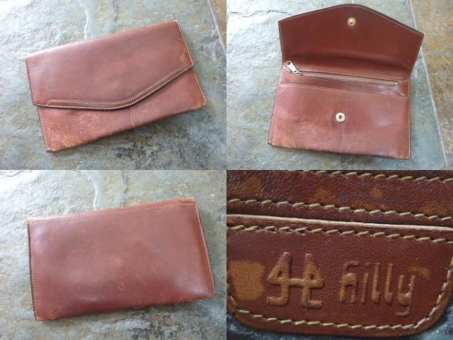 **Incendeo** - Hilly Brown Genuine Leather Purse for Ladies