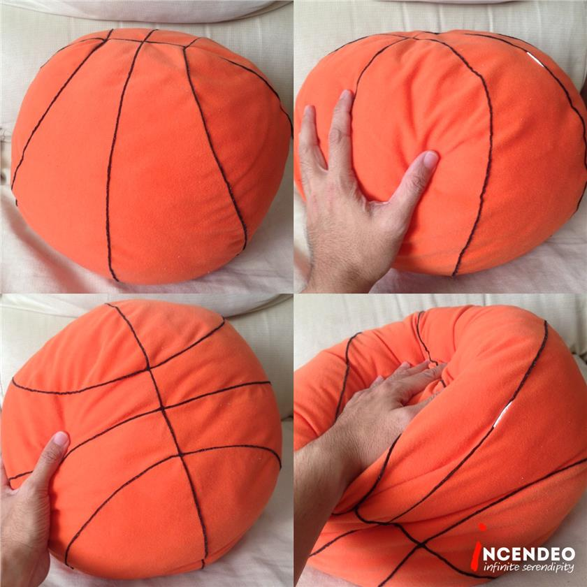 **incendeo** - IKEA BOLLKÄR Basketball Soft Toy