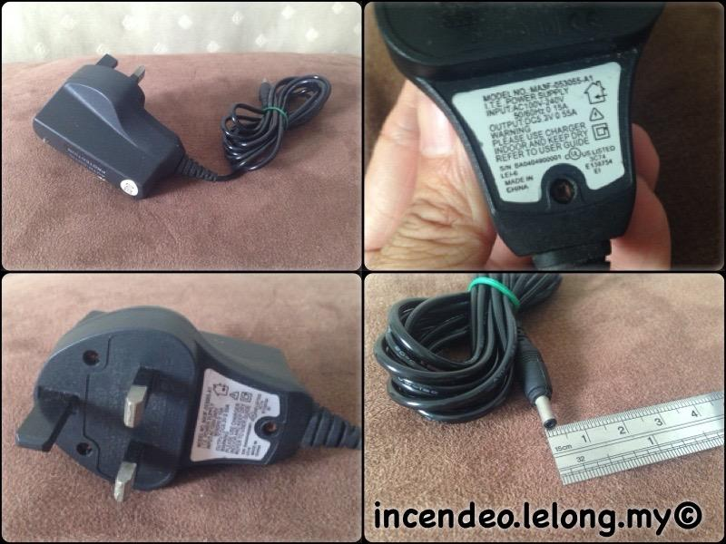 **incendeo** - ITE Mobile Phone 5.3V 0.55A Charger