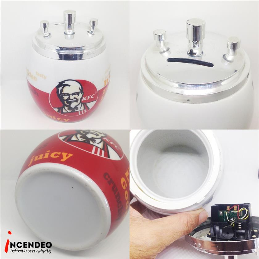 **incendeo** - KFC Melody Meal Porcelain Musical Saving Box