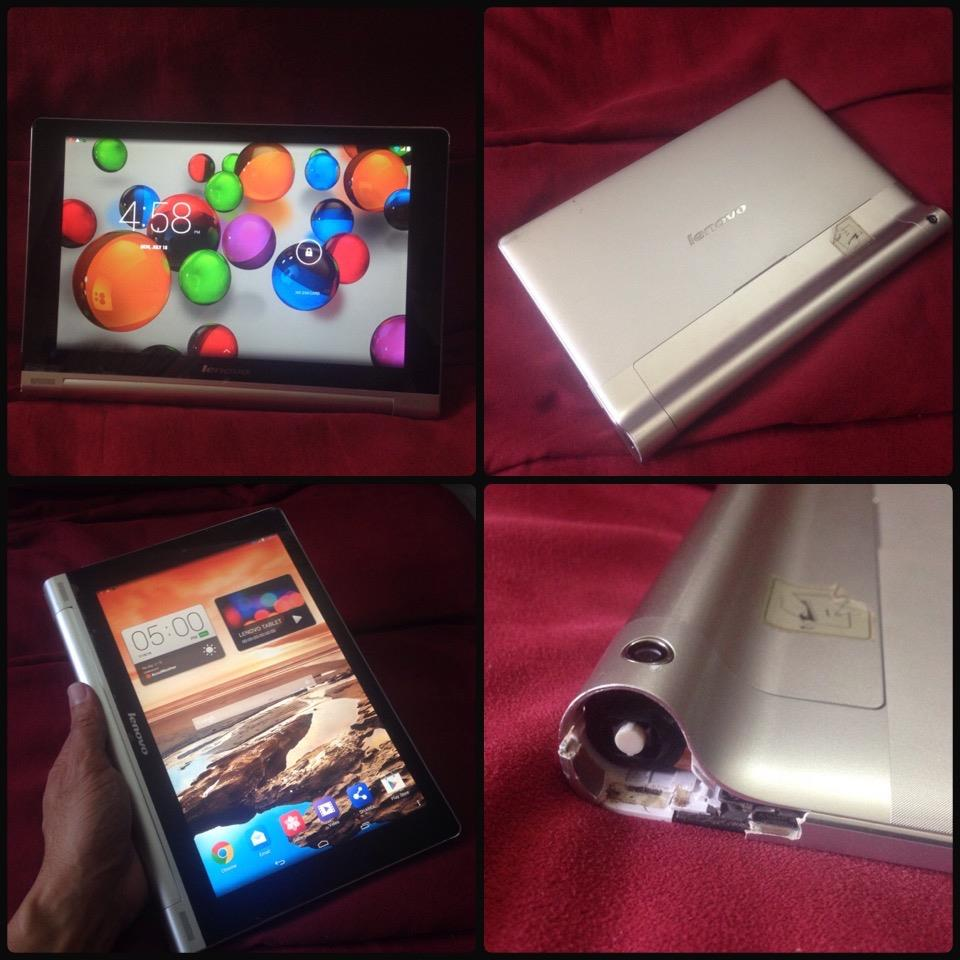 **incendeo** - lenovo Yoga Tablet 10 16GB Dolby Sound B8000-H