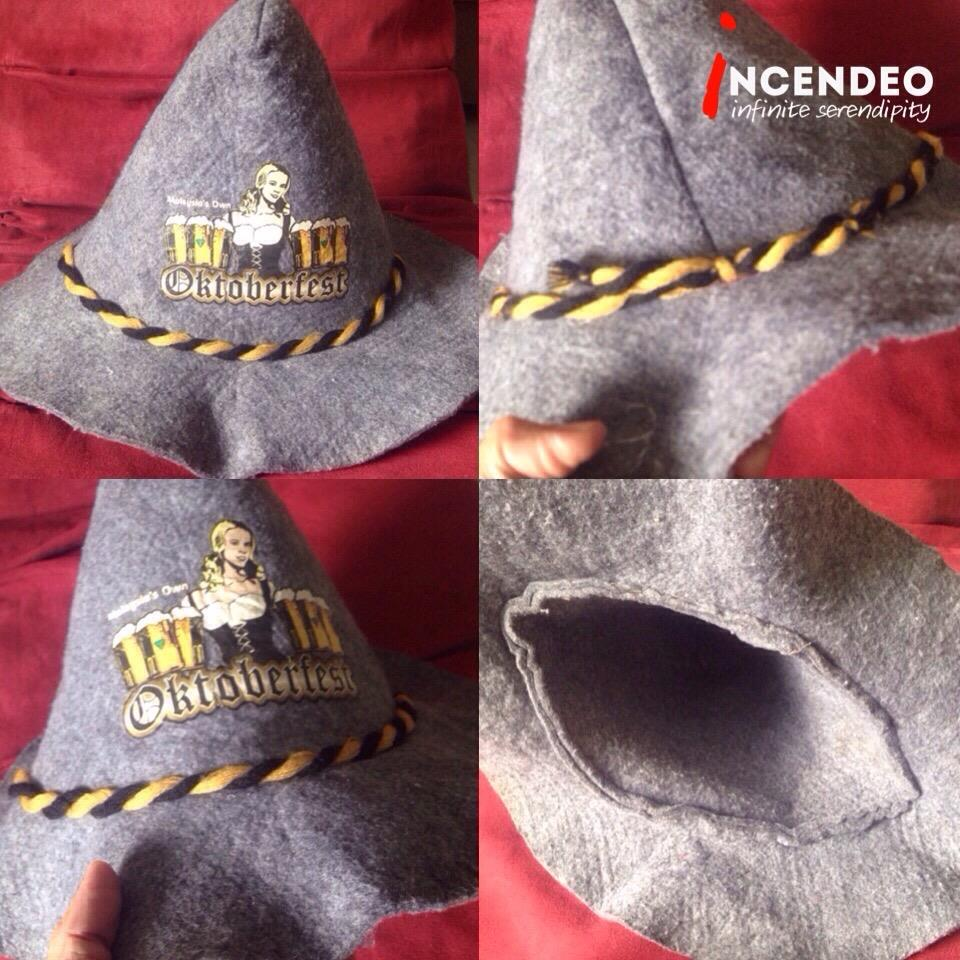 **incendeo** - Malaysian's Own Oktoberfest Top Hat