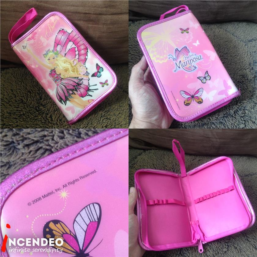 **incendeo** - MATTEL Barbie Mariposa Pencil Case (2008)