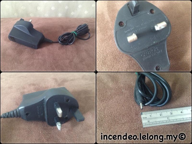 **incendeo** - Mobile Phone 4V-12V 800mA Travel Charger