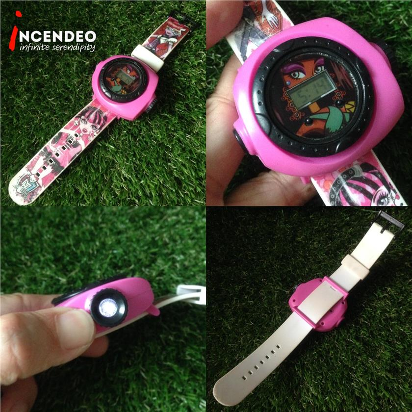**incendeo** - Monster High Projector Watch for Kids