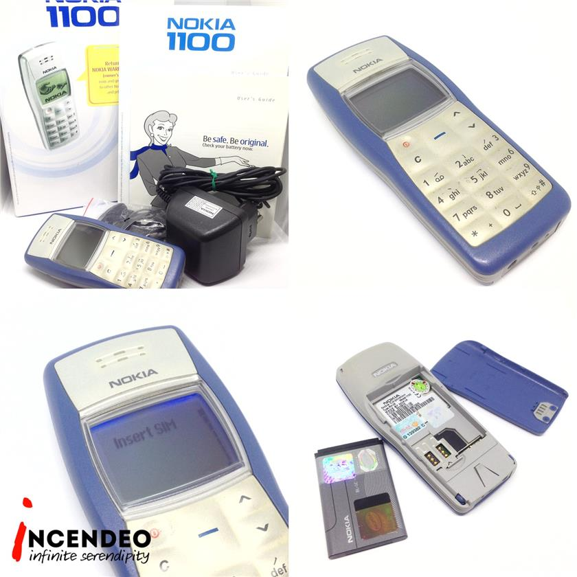 **incendeo** - Nokia 1100 Mobile Phone