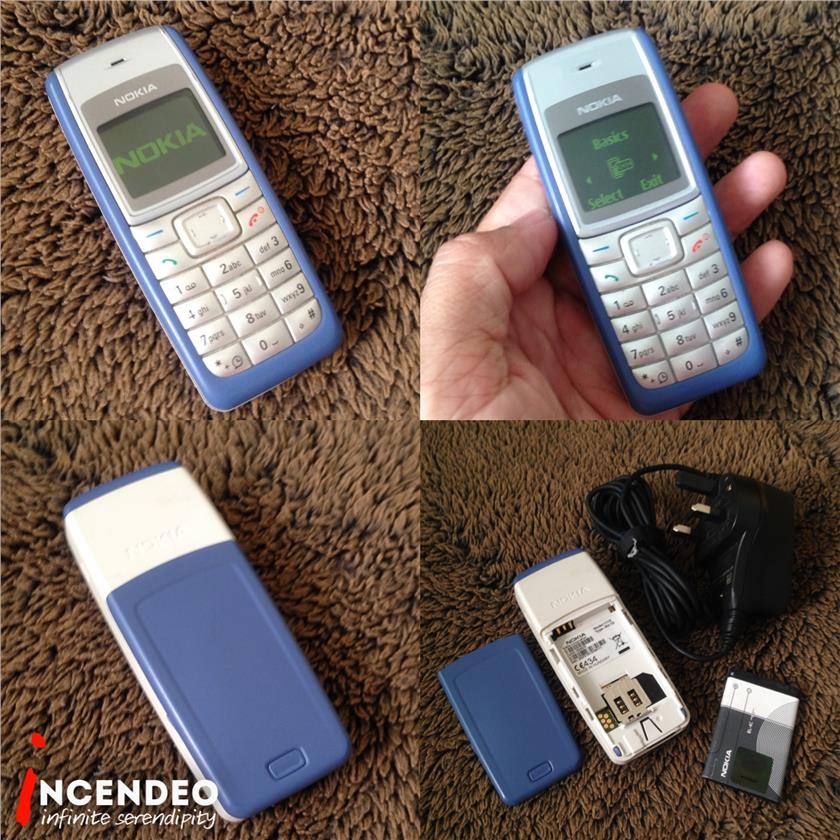 **incendeo** - NOKIA 1110 Mobile Phone