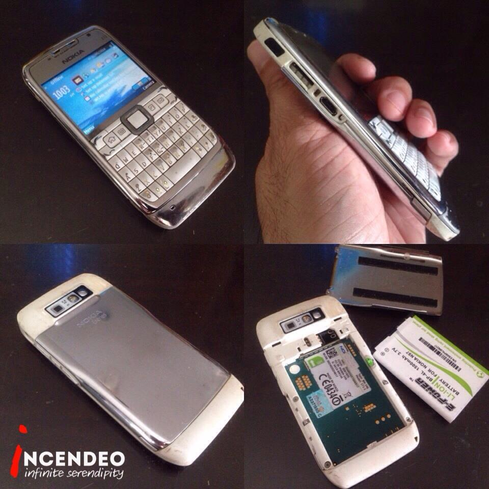 **incendeo** - NOKIA Mobile Phone E71