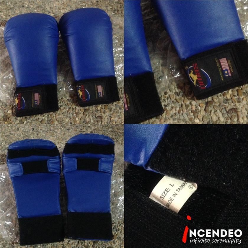 **incendeo** - OMAS Karatedo Kuiten Mitts (1 pair)
