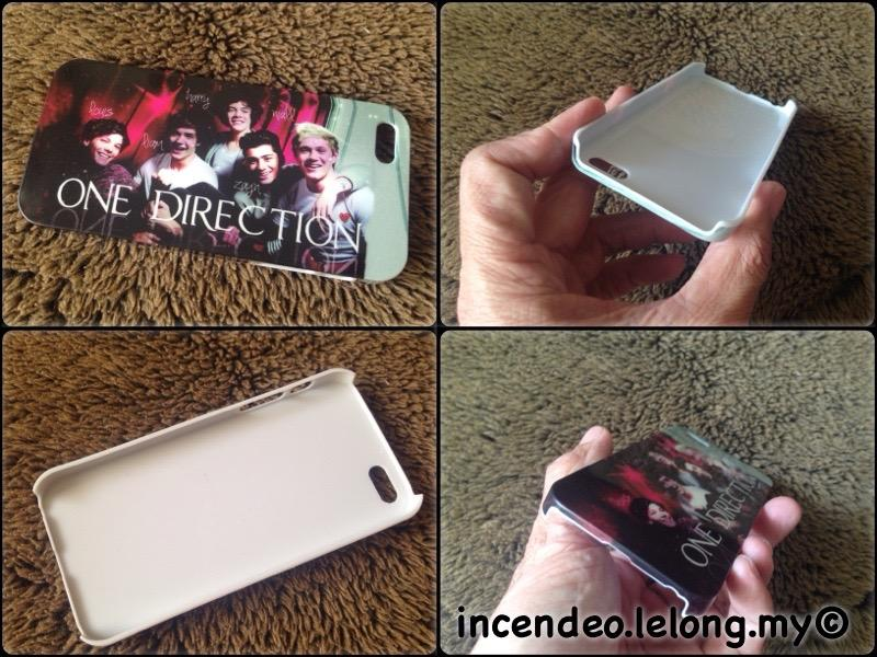 **incendeo** - ONE DIRECTION Phone Cover for iPhone 5/5s